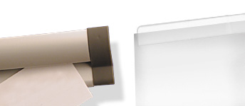 Paper-rail & Poster Hangers